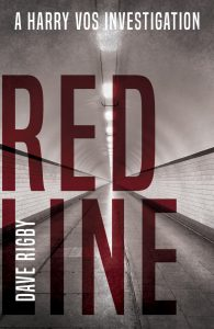 Book cover of Red Line, by Dave Rigby